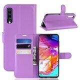 Чехол для Samsung Galaxy A70 (фиолетовый)