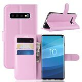 Чехол для Samsung Galaxy S10 (розовый)