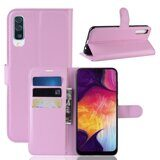 Чехол для Samsung Galaxy A50 (розовый)