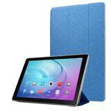 Чехол Smart Case для Samsung Galaxy Tab A 10.1 (2019) SM-T510 / SM-T515 (голубой)