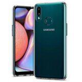 Силиконовый TPU чехол для Samsung Galaxy A10s