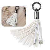 Брелок Remax Tassels Ring Lighting для iPhone / iPad / iPod Touch (белый)