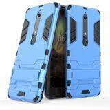 Чехол Duty Armor для Nokia 6.1 (голубой)