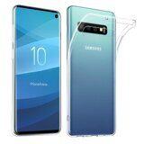 Силиконовый TPU чехол для Samsung Galaxy S10