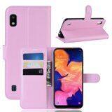 Чехол для Samsung Galaxy A10 (розовый)