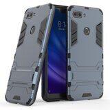 Чехол Duty Armor для Xiaomi Mi 8 Lite (темно-синий)