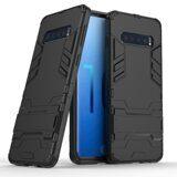 Чехол Duty Armor для Samsung Galaxy S10 (черный)
