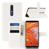 Чехол для Samsung Galaxy A6s (белый)