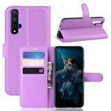 Чехол для Huawei nova 5T (фиолетовый)
