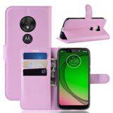 Чехол для Motorola Moto G7 Play (розовый)