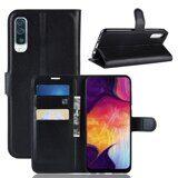 Чехол для Samsung Galaxy A50 (черный)