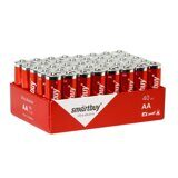 Батарейка алкалиновая Smartbuy LR6/40 bulk - 40шт.