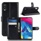 Чехол для Samsung Galaxy M10 (черный)