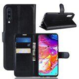 Чехол для Samsung Galaxy A70 (черный)