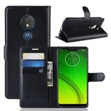 Чехол для Motorola Moto G7 Power (черный)