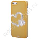 Чехол Heart Diamond Series для iPhone 5