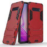 Чехол Duty Armor для Samsung Galaxy S10+ (Plus) (красный)