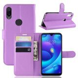 Чехол для Xiaomi Mi Play (фиолетовый)
