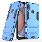 Чехол Duty Armor для Samsung Galaxy A10s (голубой)