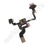 Модуль Sensor Flex Cable + Switch Flex Cable для iPhone 4
