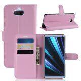 Чехол для Sony Xperia 10 (розовый)