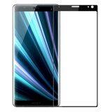 Защитное стекло FULL 3D для Sony Xperia 10 (черный)