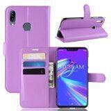 Чехол для Asus Zenfone Max (M2) ZB633KL (фиолетовый)