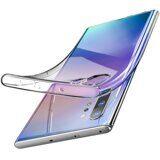 Силиконовый TPU чехол для Samsung Galaxy Note 10+ (Plus)