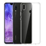 Силиконовый TPU чехол для Huawei Honor Note 10