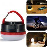 Зарядное устройство (Power Bank) c фонарем Remax 3000mAh (красный)