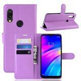 Чехол для Xiaomi Redmi 7 (фиолетовый)