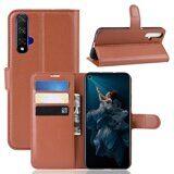 Чехол для Huawei nova 5T (коричневый)