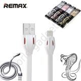 Usb Кабель Lightning REMAX Laser для iPhone / iPad / iPod Touch (белый)