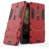 Чехол Duty Armor для Nokia 6.1 (красный)