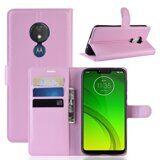 Чехол для Motorola Moto G7 Power (розовый)