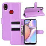 Чехол для Samsung Galaxy A10s (фиолетовый)