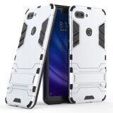 Чехол Duty Armor для Xiaomi Mi 8 Lite (серебряный)