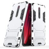 Чехол Duty Armor для Xiaomi Mi 9T Pro (серебряный)