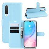 Чехол для Xiaomi Mi CC9 (голубой)
