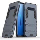 Чехол Duty Armor для Samsung Galaxy S10 (темно-синий)