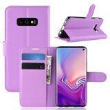Чехол для Samsung Galaxy S10e (фиолетовый)