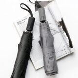 Зонт Xiaomi Umbracella super large automatic umbrella (124cm) (чёрный)