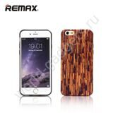 Чехол Remax Wood Series для iPhone 6 (Сандер дерево)