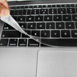 """Силиконовая накладка на клавиатуру для MacBook Air 13.3"""" A1932 (2018) / Air 13.3"""" с дисплеем Retina (2018)"""