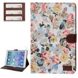 Чехол Flower Cloth для iPad Air (белый)