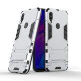 Чехол Duty Armor для Xiaomi Redmi 7 (серебряный)