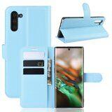 Чехол для Samsung Galaxy Note 10 (голубой)