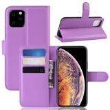 Чехол для iPhone 11 Pro Max (фиолетовый)