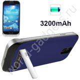 Внешнее зарядное устройство 3200mAh для Samsung Galaxy S4 / i9500