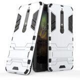Чехол Duty Armor для Nokia 6.1 (серебряный)